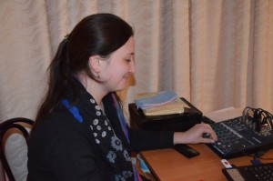 14 ноября 2015 года в Воскресной школе «КОВЧЕГ» Богородице-Казанского Храма г. Мелеуза состоялась интеллектуальная игра «Что? Где? Когда?»
