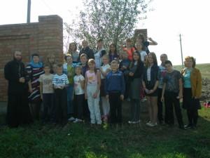 Необычный день в Воскресной школе села Ира