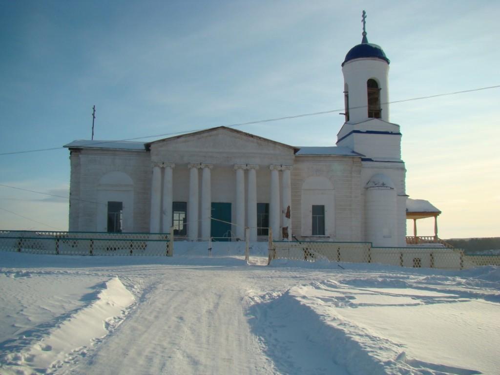 ВШ Спасо-Преображенского храма с.Зилаир